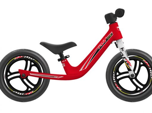 kids bike rossa