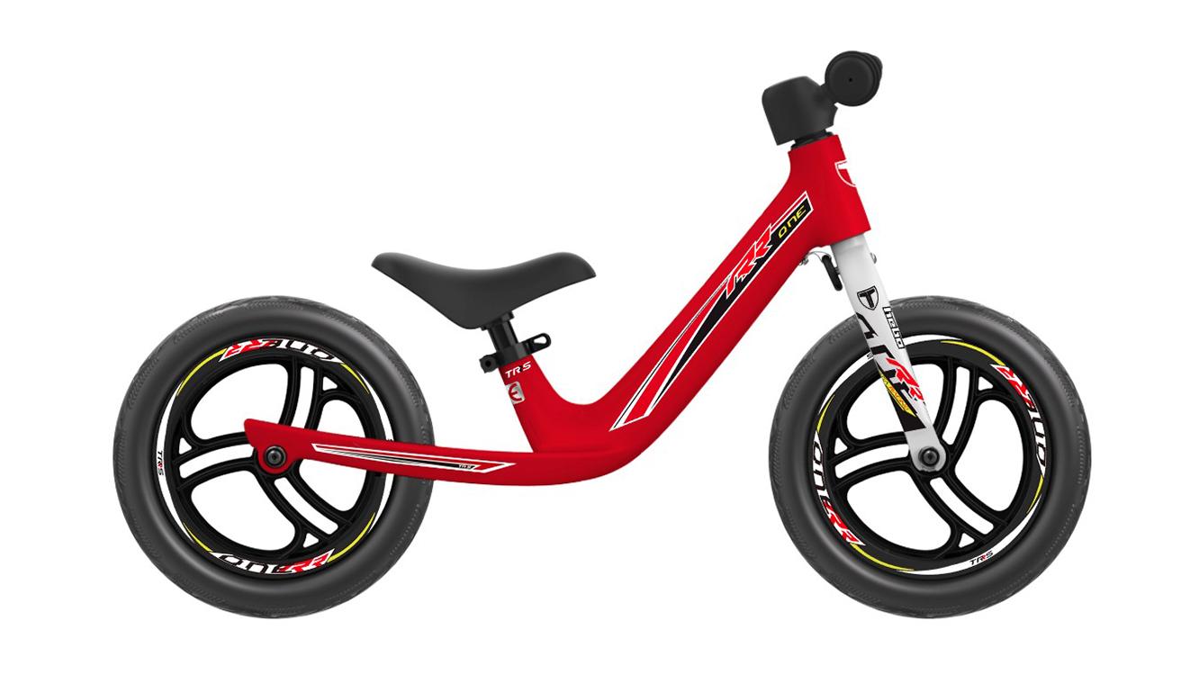 kids bike rossa